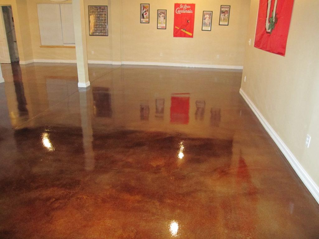 SunAcid for Art Gallery Flooring