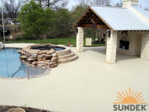 Pool Deck Repair Texas