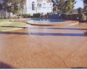 Pool Deck Kool Deck Refinishing With Sundek