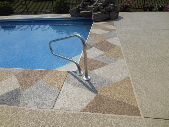 Pool Deck Resurfacing Sundek Concrete Coatings And