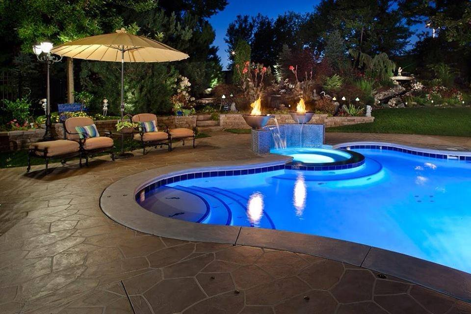 Pool Deck Patio Amp Sidewalk Flooring Designs In Westlake Tx