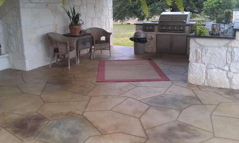 Tuscan Sundek Concrete Coatings And Concrete Repair