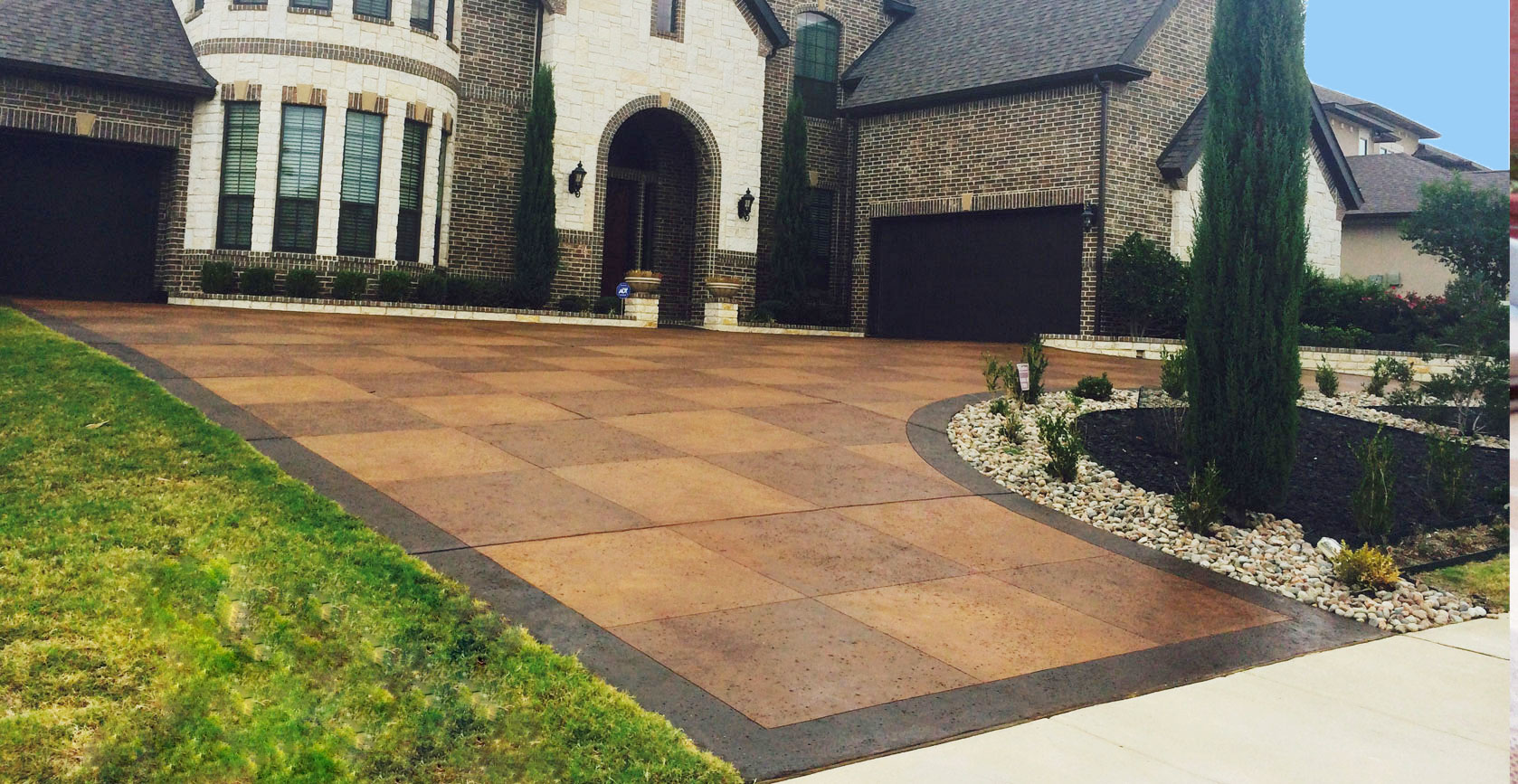 Stained Concrete In Austin