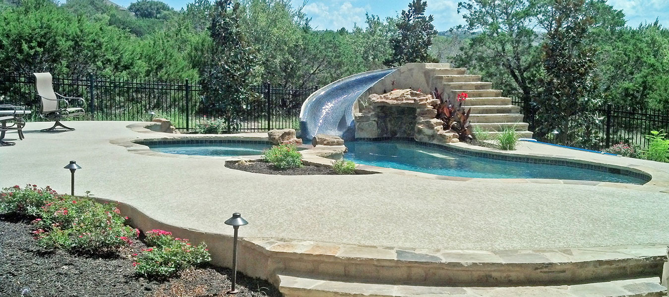 Classic Pool Decks