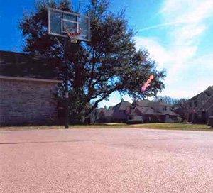 Austin driveway