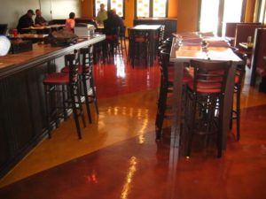 Decorative Concrete Floor Coatings by Sundek of Austin