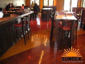 Sundek SunDye Concrete Stain